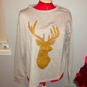 Deer long sleeve